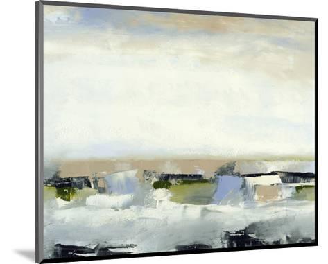 Northwest Passage IX-Sharon Gordon-Mounted Premium Giclee Print