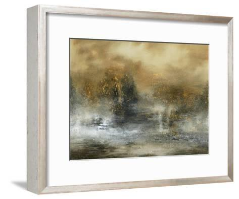 Land V-Sharon Gordon-Framed Art Print