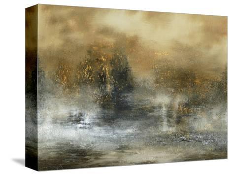 Land V-Sharon Gordon-Stretched Canvas Print