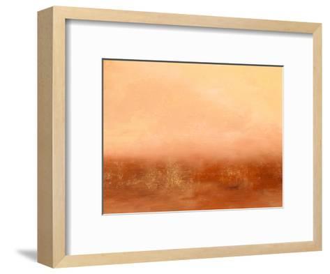 Orange II-Sharon Gordon-Framed Art Print