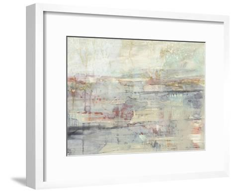Soft Scape II-Jennifer Goldberger-Framed Art Print