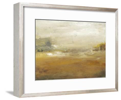 Along the Island II-Sharon Gordon-Framed Art Print