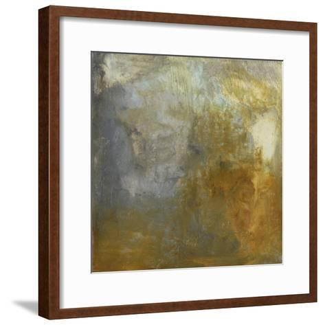 Mist on the Horizon I-Sharon Gordon-Framed Art Print