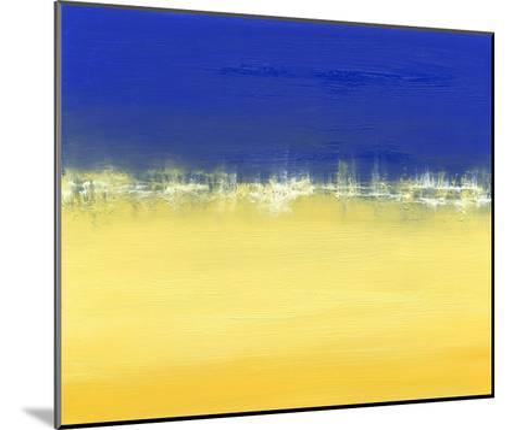 Harbor Light I-Sharon Gordon-Mounted Premium Giclee Print