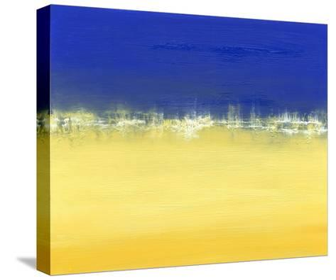 Harbor Light I-Sharon Gordon-Stretched Canvas Print