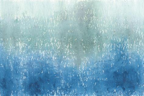 Lakeside II-Jason Johnson-Stretched Canvas Print