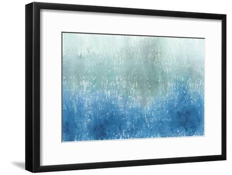 Lakeside II-Jason Johnson-Framed Art Print