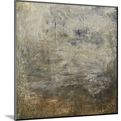 Quiet Marsh I-Sharon Gordon-Mounted Premium Giclee Print