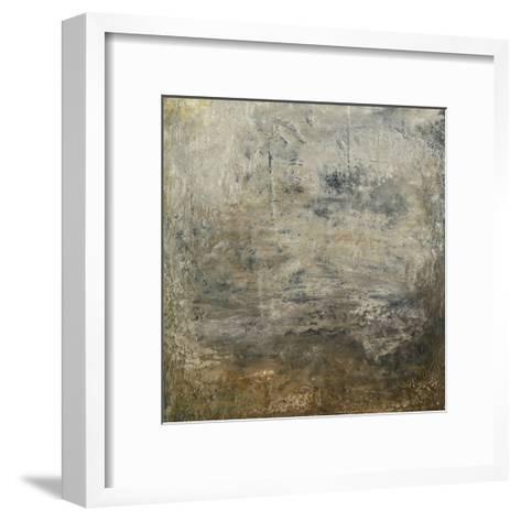 Quiet Marsh I-Sharon Gordon-Framed Art Print