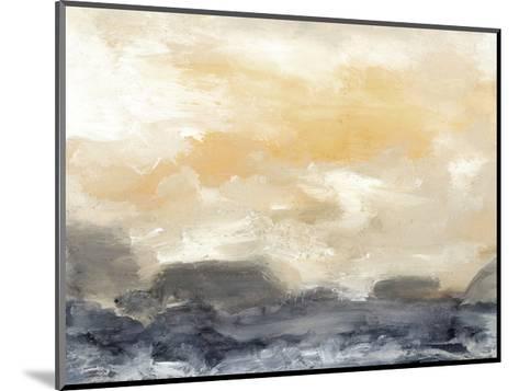 Bay Wave II-Sharon Gordon-Mounted Premium Giclee Print