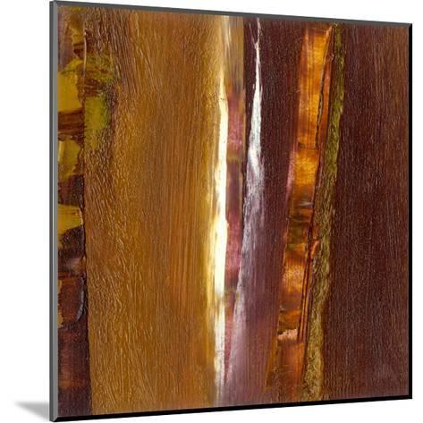 Forest I-Sharon Gordon-Mounted Premium Giclee Print