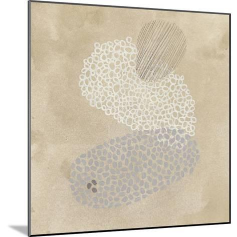 Parchment Prose VI-June Vess-Mounted Premium Giclee Print