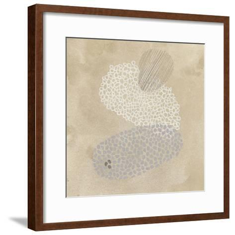 Parchment Prose VI-June Vess-Framed Art Print