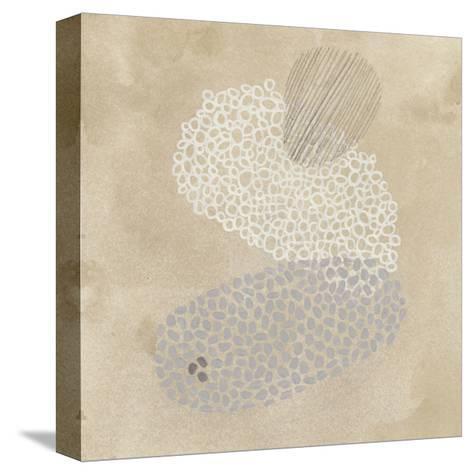 Parchment Prose VI-June Vess-Stretched Canvas Print