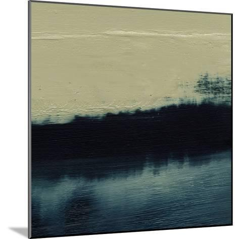 Water II-Sharon Gordon-Mounted Premium Giclee Print