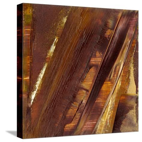 Forest II-Sharon Gordon-Stretched Canvas Print