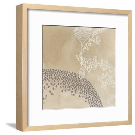 Parchment Prose IV-June Vess-Framed Art Print