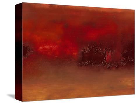 Meadow VII-Sharon Gordon-Stretched Canvas Print
