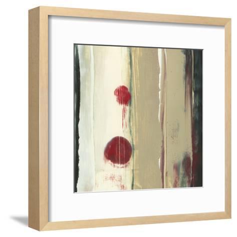A Round II-Sharon Gordon-Framed Art Print