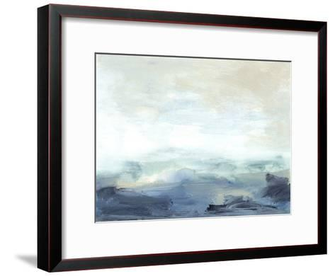 Bay Wave I-Sharon Gordon-Framed Art Print