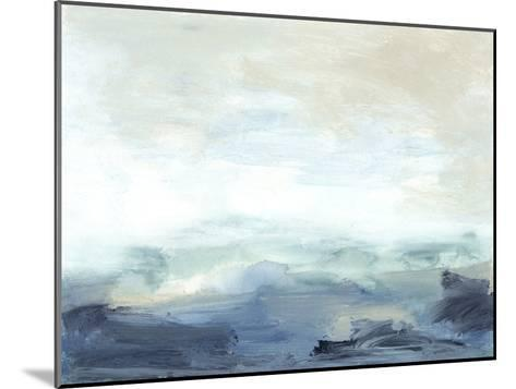 Bay Wave I-Sharon Gordon-Mounted Premium Giclee Print