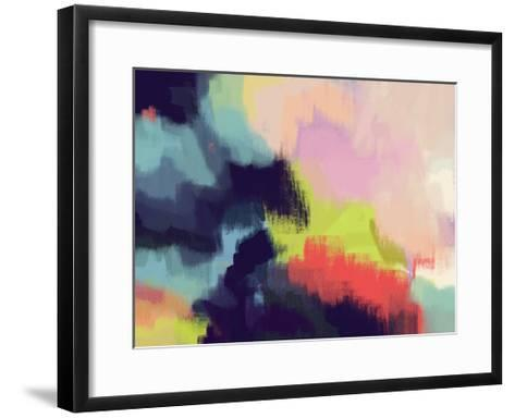 Spring Showers II-Alison Jerry-Framed Art Print