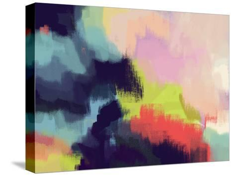 Spring Showers II-Alison Jerry-Stretched Canvas Print