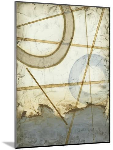Intersections I-Megan Meagher-Mounted Premium Giclee Print