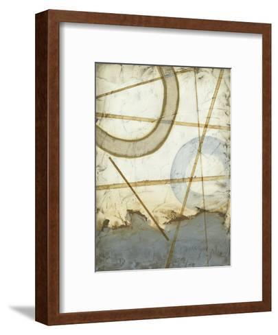 Intersections I-Megan Meagher-Framed Art Print