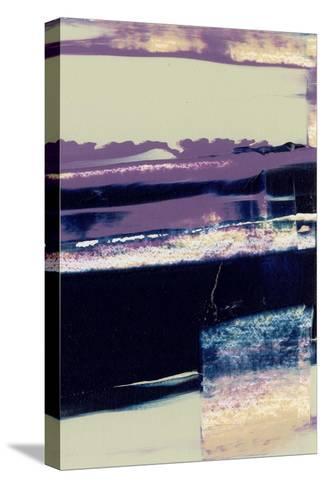 Violet Fusion II-Sharon Gordon-Stretched Canvas Print