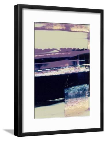 Violet Fusion II-Sharon Gordon-Framed Art Print