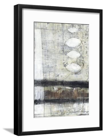 Dark into Light II-Jennifer Goldberger-Framed Art Print