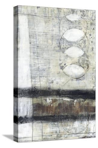 Dark into Light II-Jennifer Goldberger-Stretched Canvas Print