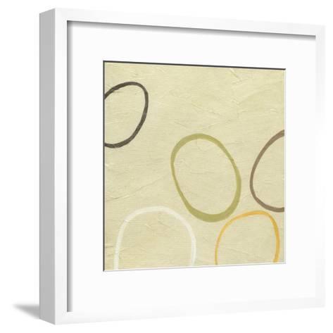 Ronde I-June Erica Vess-Framed Art Print