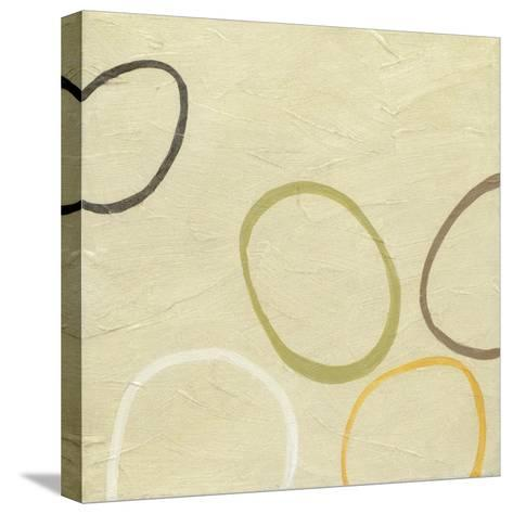 Ronde I-June Erica Vess-Stretched Canvas Print