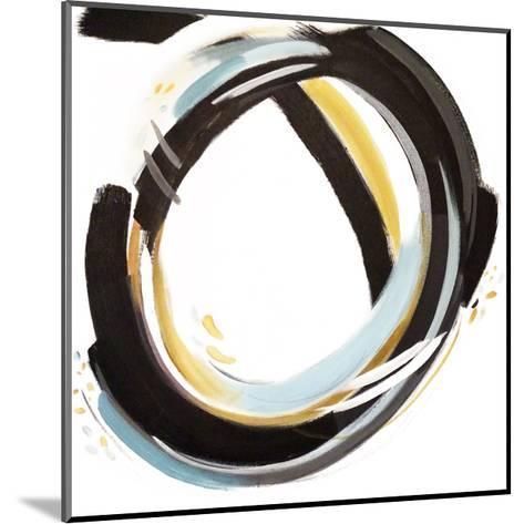 Coastal Sun I-Alison Jerry-Mounted Art Print