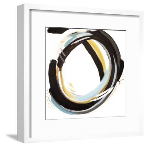 Coastal Sun I-Alison Jerry-Framed Art Print