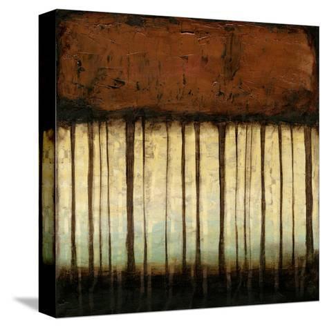 Autumnal Abstract III-Jennifer Goldberger-Stretched Canvas Print