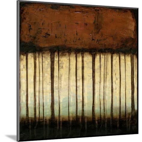 Autumnal Abstract III-Jennifer Goldberger-Mounted Premium Giclee Print