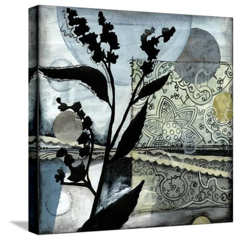 Luminary Silhouette II-Megan Meagher-Stretched Canvas Print