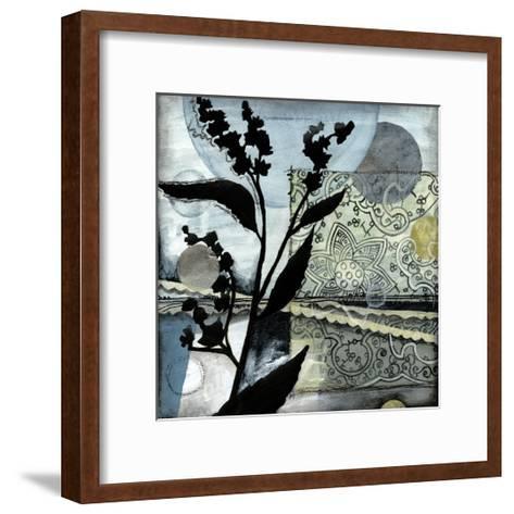Luminary Silhouette II-Megan Meagher-Framed Art Print
