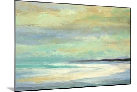 Shoreline III-Sheila Finch-Mounted Premium Giclee Print
