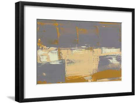 Passages III-Sharon Gordon-Framed Art Print
