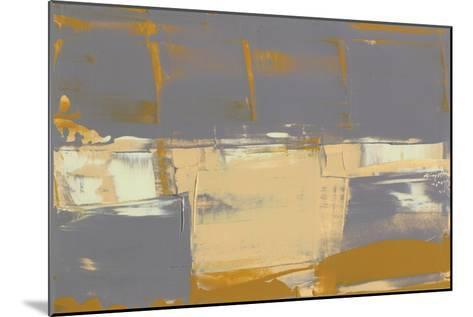 Passages III-Sharon Gordon-Mounted Premium Giclee Print