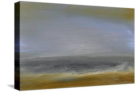 Solitude Sea II-Sharon Gordon-Stretched Canvas Print