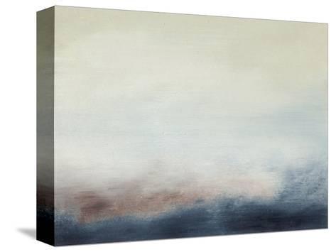 Water V-Sharon Gordon-Stretched Canvas Print