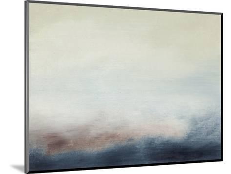 Water V-Sharon Gordon-Mounted Premium Giclee Print