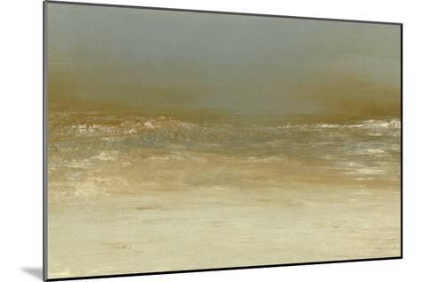 Sea Breezes II-Sharon Gordon-Mounted Premium Giclee Print