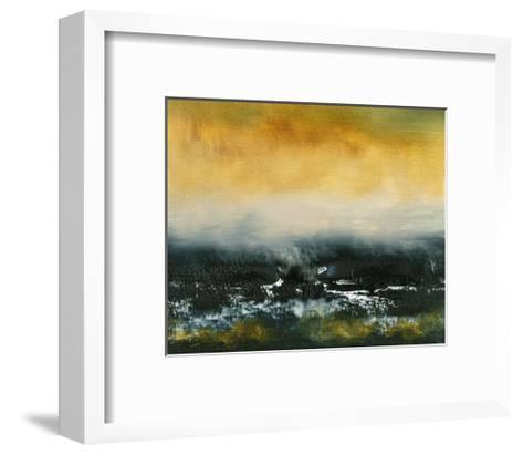 Falls I-Sharon Gordon-Framed Art Print