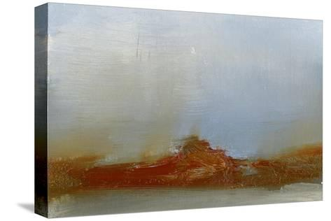 Red Horizon IV-Sharon Gordon-Stretched Canvas Print